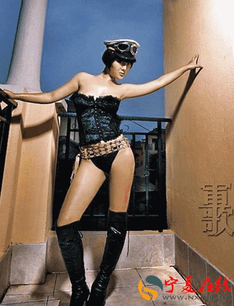 日本激情147人体系艺人西西傲蕾_傲蕾格格 模特傲蕾人体艺术照片曝光